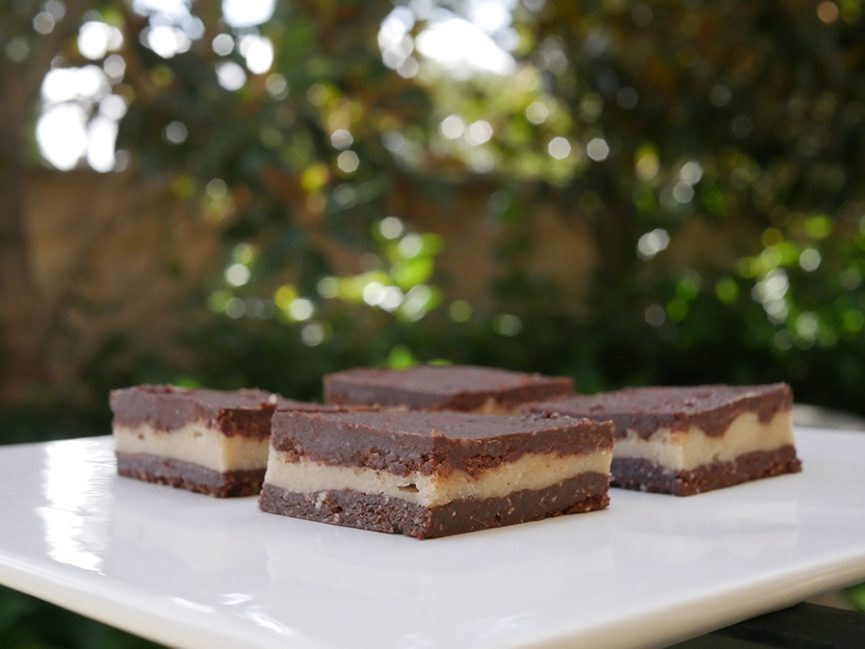 Raw Chocolate Orange Slice